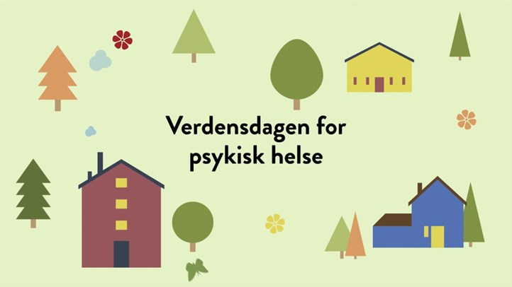 Verdensdagen for psykisk helse
